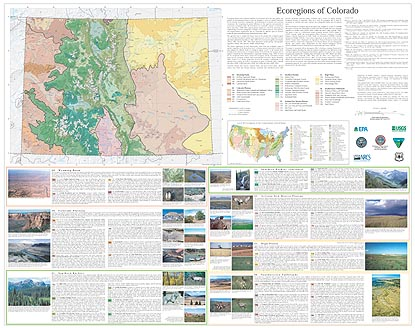 Ecoregion Maps And GIS Resources